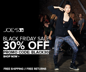 30% off + Free Shipping at JOE'S