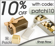 Save 10% on a 1 lb. Box of Patchi Chocolate. Build Your Box.