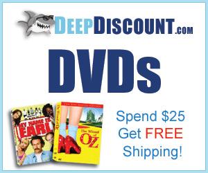 Deep Discount banner