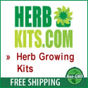 Kits And Supplies To Grow Your Own Herbs Indoors Or Outdoors All Year Long