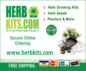Shop HerbKits.com and Save Today while Supporting The Garden Oracle with Your Purchases!