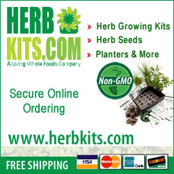 Garden Ideas! Shop HerbKits.com and Save Today!