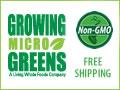 Garden Ideas! Shop GrowingMicrogreens Today!