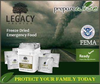 Prepare Wise - Legacy Premium Storage Food