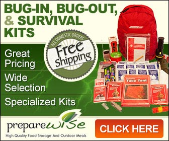 Disaster Survival Kits by Legacy