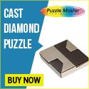 Cast Diamond Puzzle