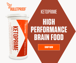 NEW! Bulletproof KetoPrime!