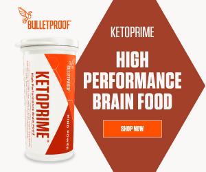 NEW! Bulletproof KetoPrime!