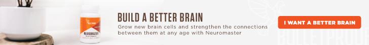 NEW! Bulletproof NeuroMaster!