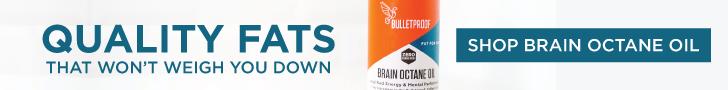 SHOP Bulletproof Brain Octane oil