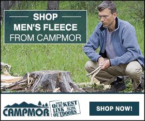 Shop Men's Fleece from Campmor