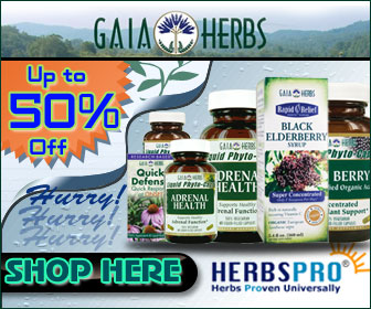 Diet aids from Gaia Herbs