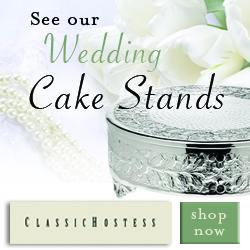 Elegant Crystal Cake Stands