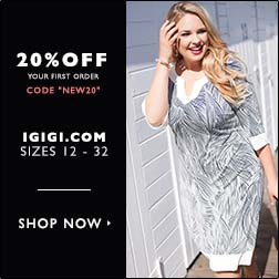 Shop IGIGI.com and Receive 20% Off Your First Purchase. Code: NEW20. Shop Now!