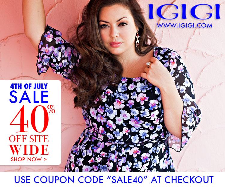 40% OFF IGIGI.com