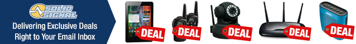 Solid Signal Email Deals
