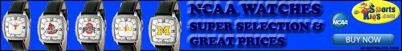 NCAA Watches
