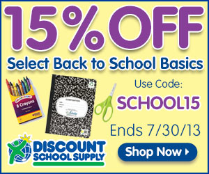 Back To School Sale At Discount School Supply!