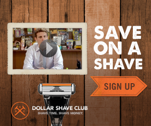 Dollar Shave Club -- The Smarter Way to Shave (and Save)