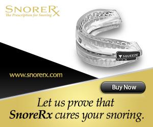 SnoreRx Stop Snoring