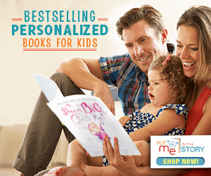 Put Me In The Story - Bestselling Personalized Books for Kids. Shop Now!