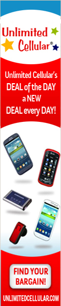 Unlimited Cellular's Deal of the Day-A New Deal Every Day!