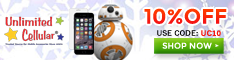 Unlimited Cellular Holiday Banner 234x60