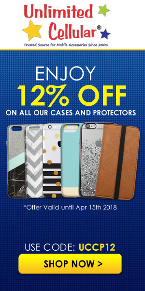 Unlimitedcellular.com: 12% OFF on Cases and Protectors