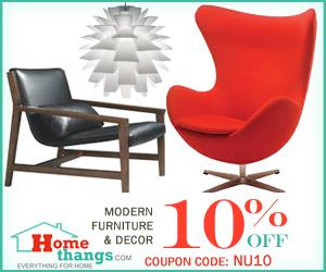 10% off Modern Furniture