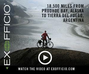 ExOfficio | Alaska to Argentina on two pairs of underwear