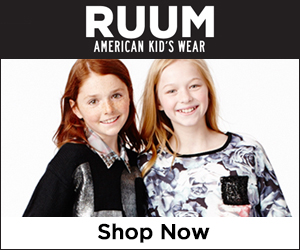 Shop RUUM American Kid's Wear's Fall Collection