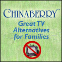Great TV Alternatives for Families from Chinaberry