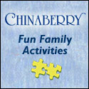 Chinaberry's Fun Family Activities