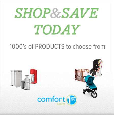 Shop and Save on Thousands of Products at ComfortFirst.com