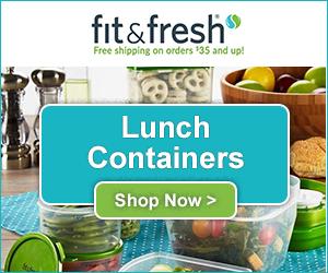 Fit & Fresh banner