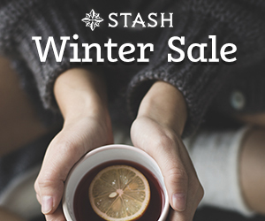Winter Sale at Stash Tea