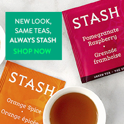The New Look of Stash Tea