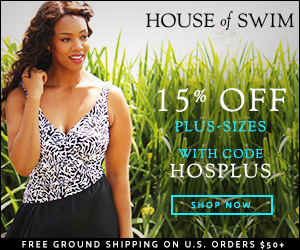15% Off Plus Sizes with promo code HOSPLUS