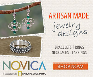 Artisan Made Jewelry Designs at NOVICA.com!