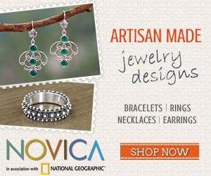 Artisan Made Jewelry Designs at NOVICA.com!