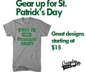 St. Patricks Day T-shirt 2