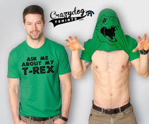 clothes from t rex flip
