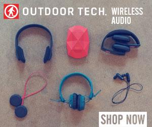 Shop Outdoor Tech Today!