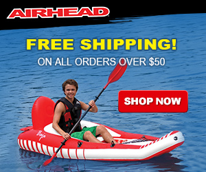 Shop Airhead.com today and receive Free Shipping on all orders over $50+
