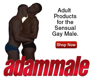 AdamMale - Adult Products for the Sensual Gay Male