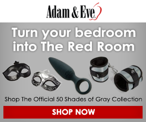 Adam & Eve - Shop the 50 Shades of Gray Collection