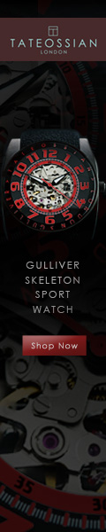 Skeleton Sport Watch