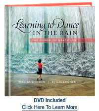 Learning to Dance in the Rain by B.J. Gallagher