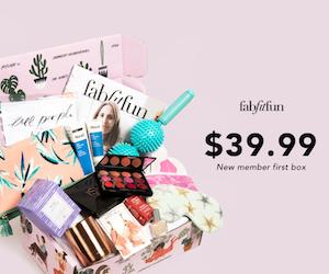 Shop FabFitFun Spring Box