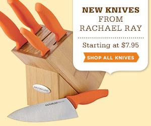 Save on Rachael Ray Cutlery